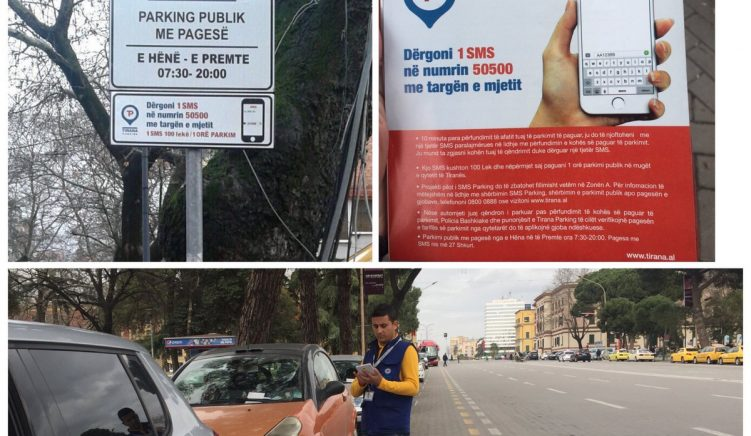 Pronarët e kompanisë Gulf, mbas koncesionit të parkimeve publike