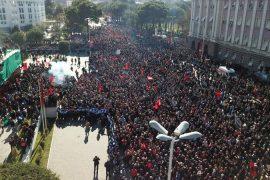 Gjykata e Apelit lë në burg protestuesit e 16 shkurtit