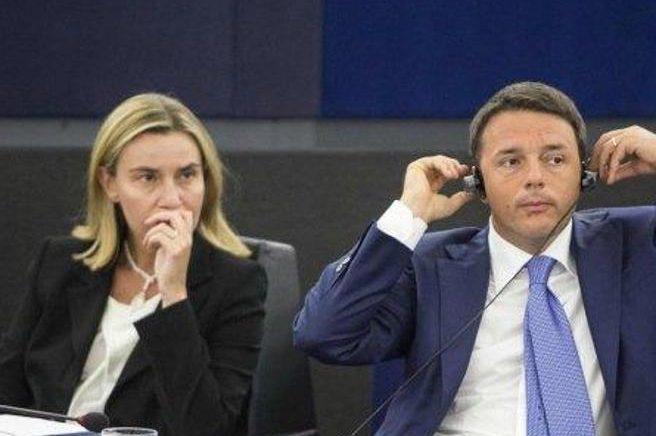 Renzi i penduar për emërimin e Mogherini-t