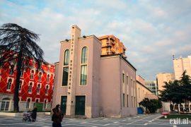 Kapja e shtetit – Rasti i Teatrit Kombëtar
