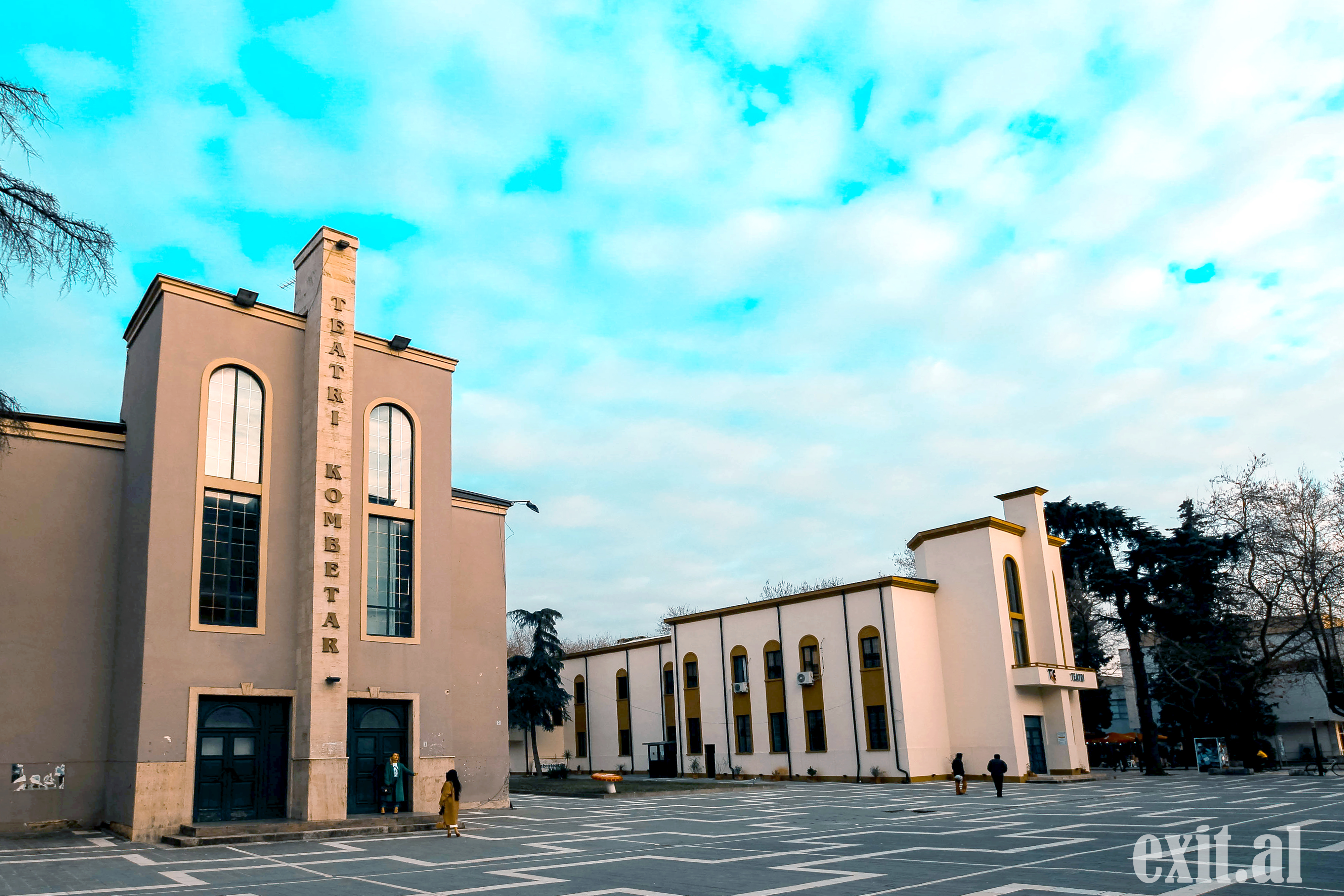 Teatri Kombëtar futet në listën e kandidatëve për 7 sitet kulturore më të rrezikuara të Europës