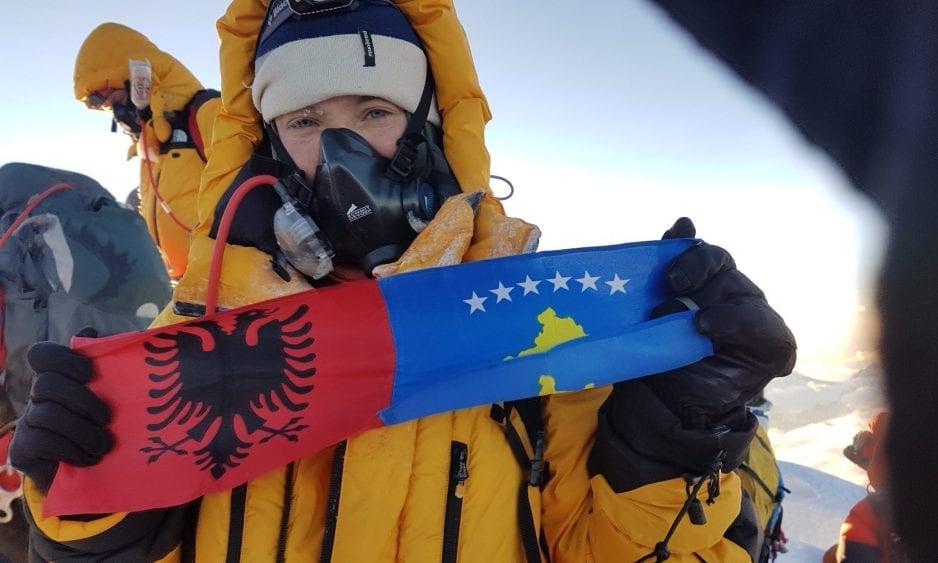 Alpinistja Uta Ibrahimi drejt njërës nga majat më të rrezikshme në botë