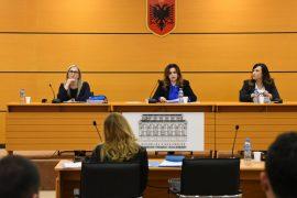 Çështjet Gina-Gashi dhe Nikëhasani në Strasburg pritet të kenë pasoja për vetingun
