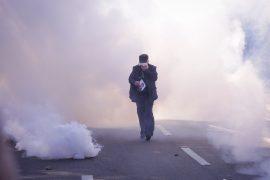 Përdorimi i gazit nga Policia—Fëmijë e të moshuar ndër të lënduarit