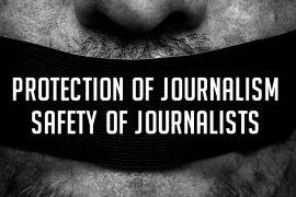 Shoqatat e gazetarëve, shoqëria civile, partnerët e huaj heshtin për mbylljen e programeve kritike ndaj qeverisë