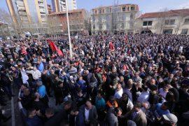 Përfundon protesta e gjashtë e opozitës