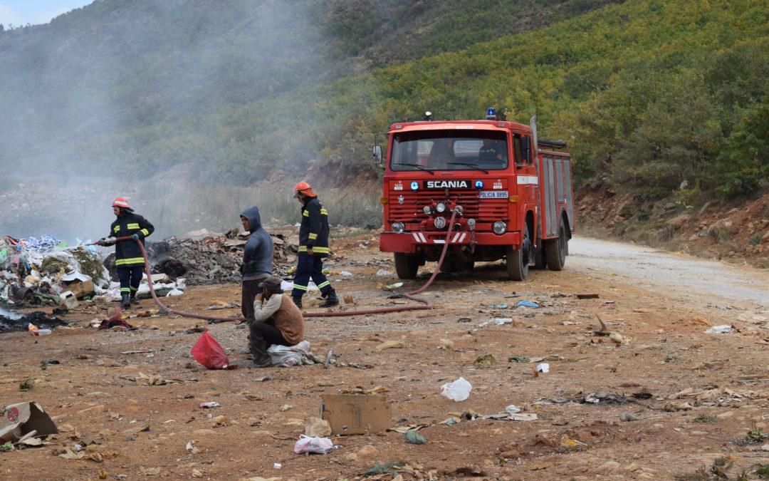 """Bulqiza ka një problem me mbetjet, që """"nuk ka ndërmend"""" ta zgjidhë"""
