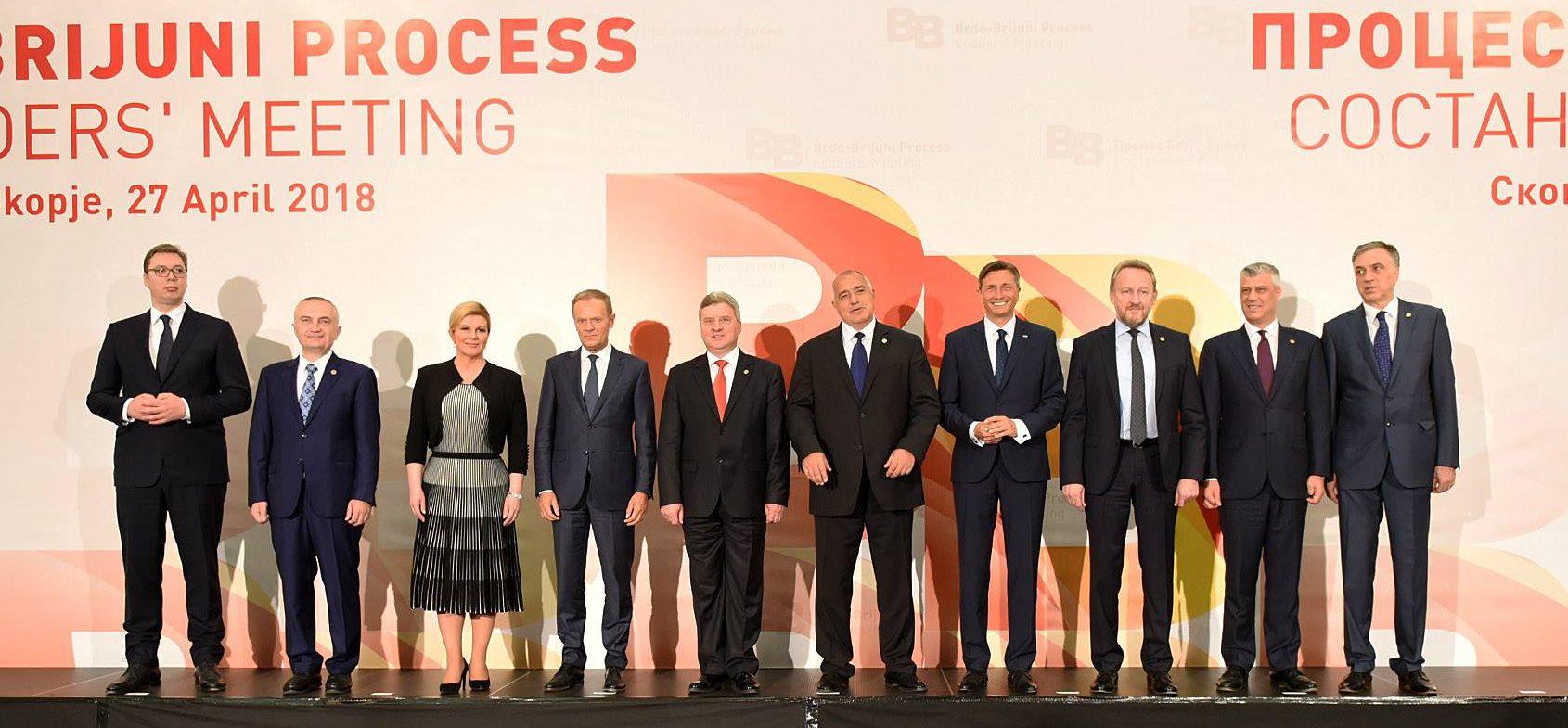 Shqipëria pret Samitin rajonal të Procesit të Brdo-Brijunit