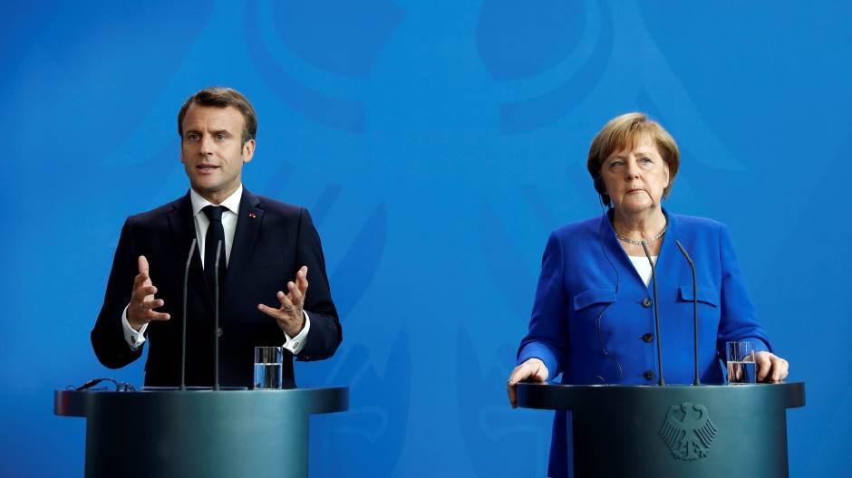 Franca dhe Gjermania zbehin shpresat për hapjen e negociatave