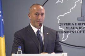 Haradinaj vazhdon akuzat: Thaçi, Rama, Vuçiç e Çitaku pro ndarjes së Kosovës