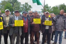 1 Maj, minatorët në protestë, kërkojnë miratimin e statusit