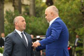 Shqiptar kundër shqiptari, Kryeministri Rama padit Kryeministrin Haradinaj
