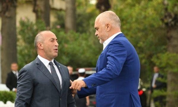 Shpërfillja cinike e Edi Ramës ndaj Ramush Haradinajt