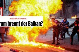BILD: Shqipëria, një vend kaotik në duart e një gangsteri