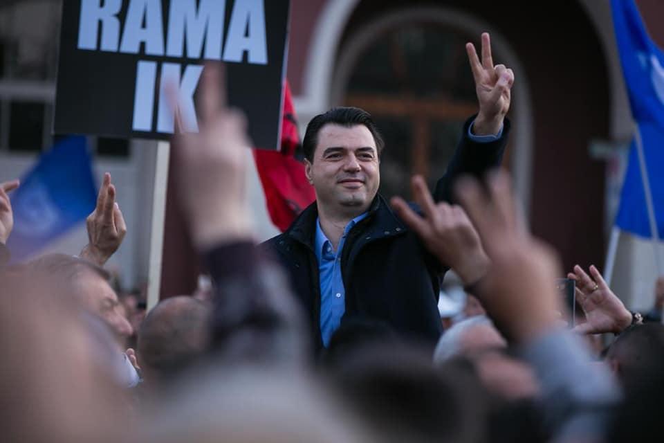 Basha iu bën thirrje qytetarëve t'i bashkohen protestës së opozitës