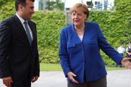 Ministrat e BE-së pro hapjes së negociatave me Maqedoninë, por jo me Shqipërinë