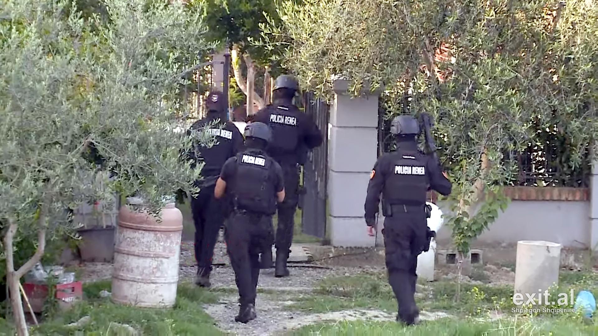 Lihen në burg autorët e dyshuar të dy vrasjeve në Elbasan