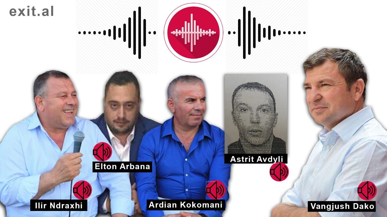 Të gjitha pazaret kriminale Dako-Avdylaj