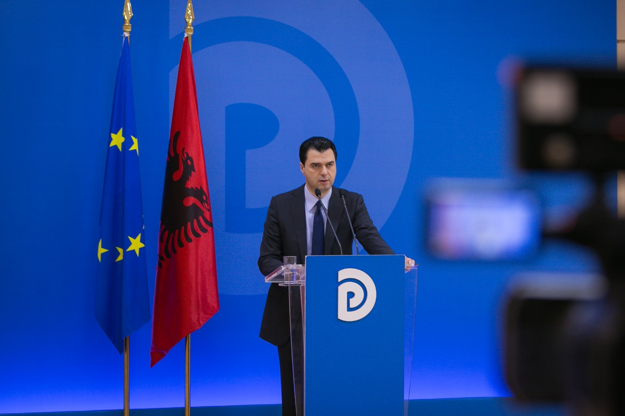 Lulzim Basha: Me krimin nuk ka negociata dhe marrëveshje