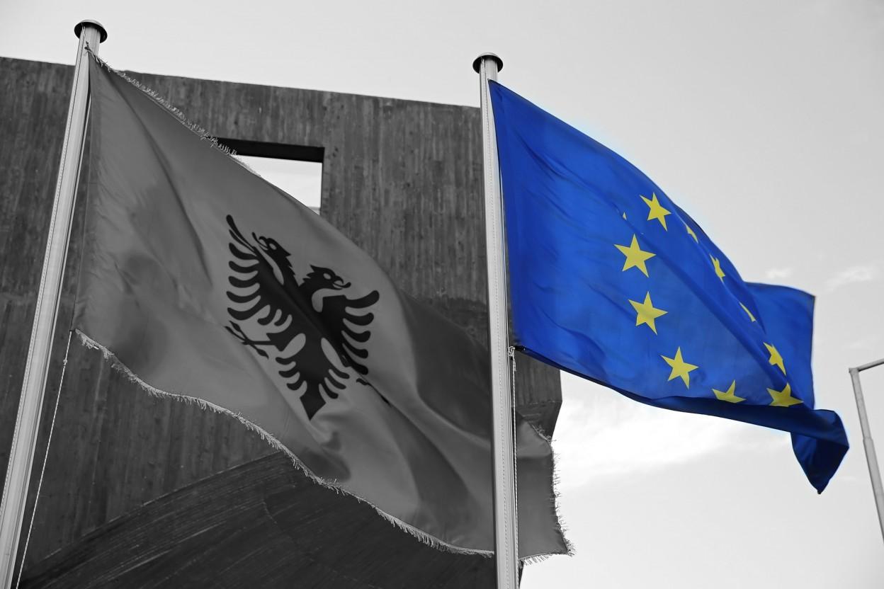 Gara e humbur e Shqipërisë me veten