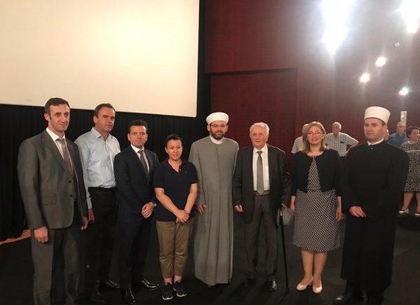 """""""Kryet Nalt"""", shfaqet në Shkodër filmi për klerikun e persekutuar në diktaturë Hafiz Ali Kraja"""