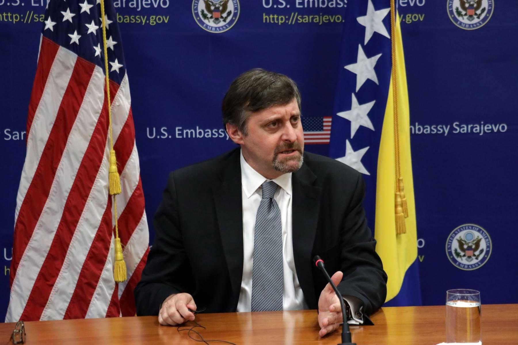 Palmer: Prioriteti im arritja e marrëveshjes Serbi-Kosovë