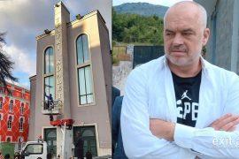 Edi Rama i vendosur të prishë Teatrin Kombëtar