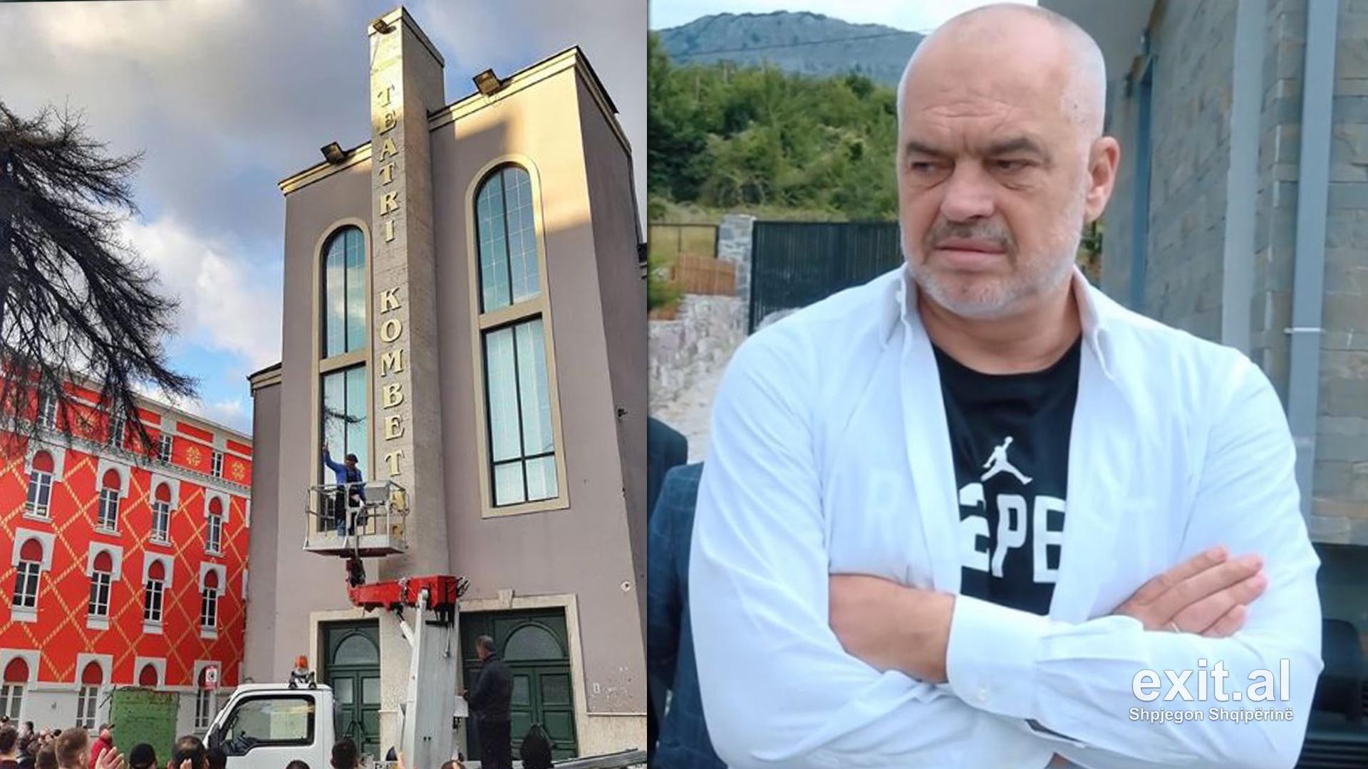 Ndërtesa e Teatrit: dyshime për favorizimin e një konsorciumi Fusha shpk-Albstar shpk