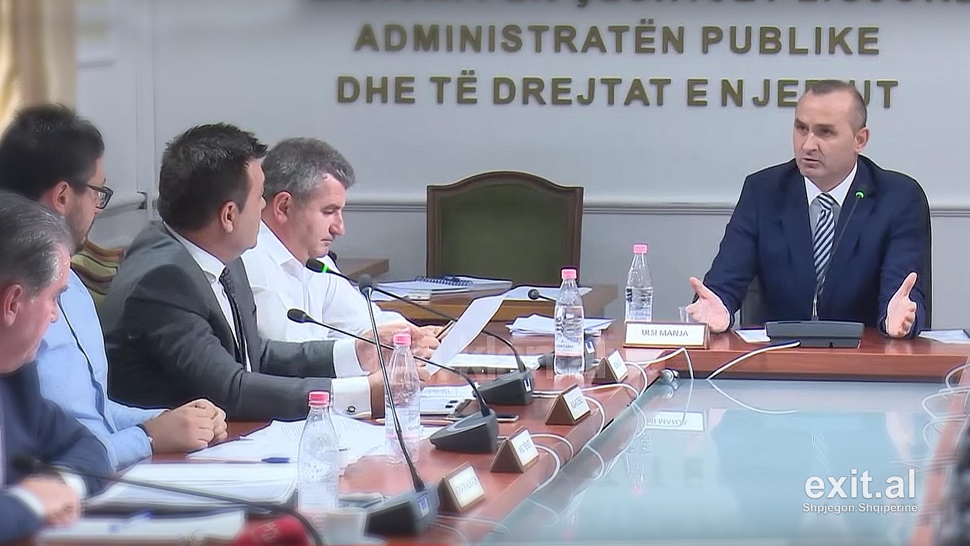 Komisioni i Ligjeve heq propozimin antikushtetues të propozuar nga qeveria