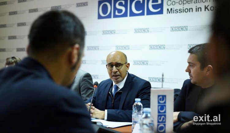 OSBE çon në Venecia propozimet e saj për paketën anti-shpifje