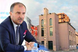 Ambasadori Soreca në krah të Ramës dhe Fushës, mbështet tenderin e paligjshëm për Teatrin Kombëtar