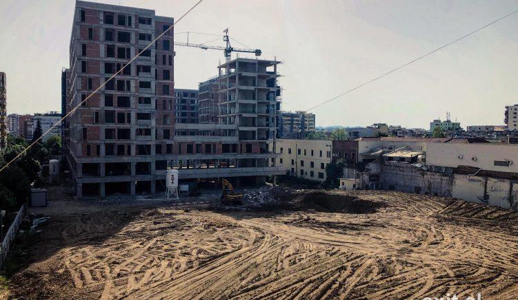 Pezullohen lejet e ndërtimit në qarqet Tiranë, Durrës e Lezhë