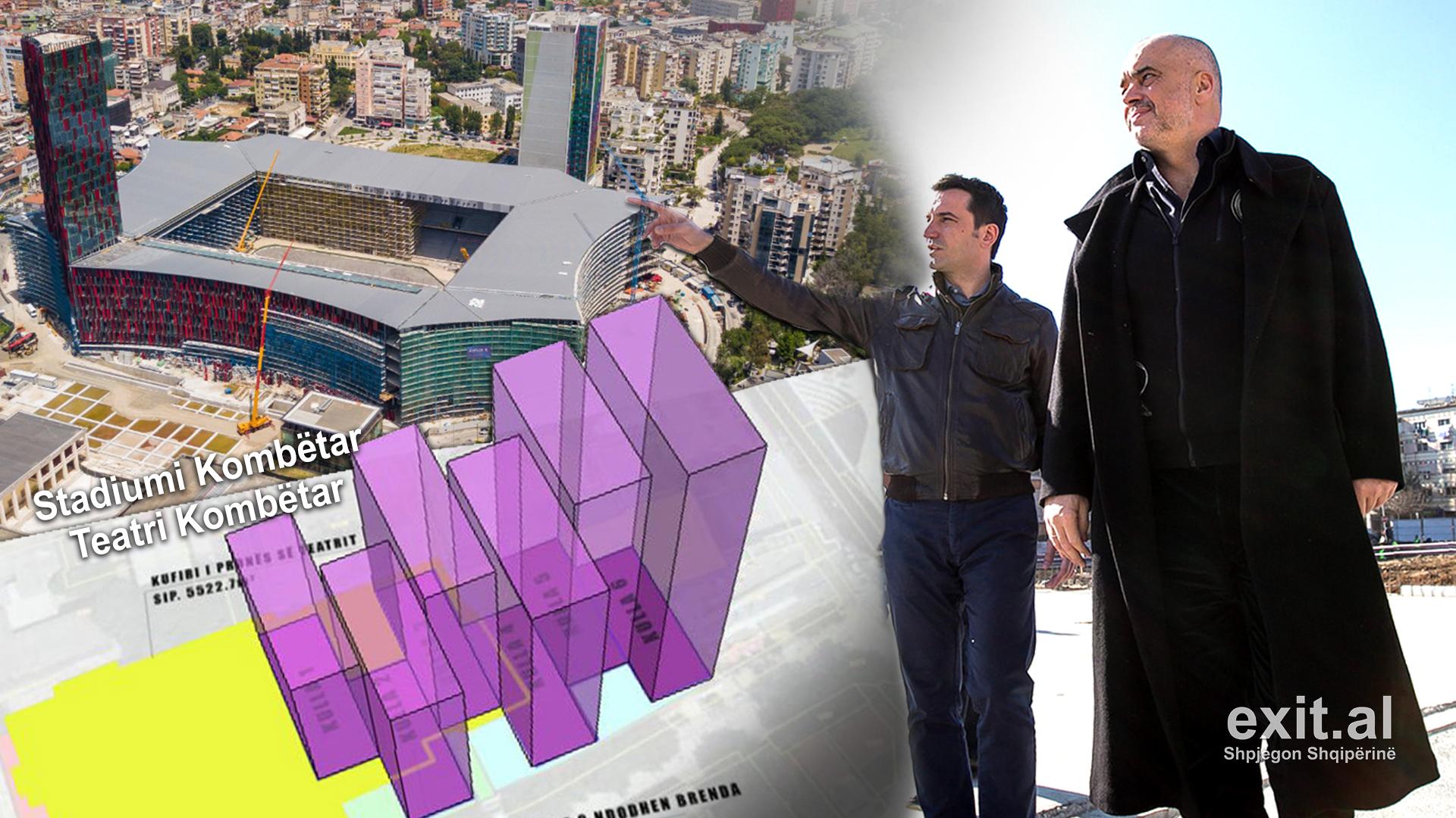 PD, Edi Rama fsheh emrat e kompanive pjesmarrëse në tenderin e Teatrit Kombëtar