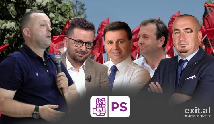 Kryebashkiakët socialistë që dalluan nga fitoret e 30 qershorit