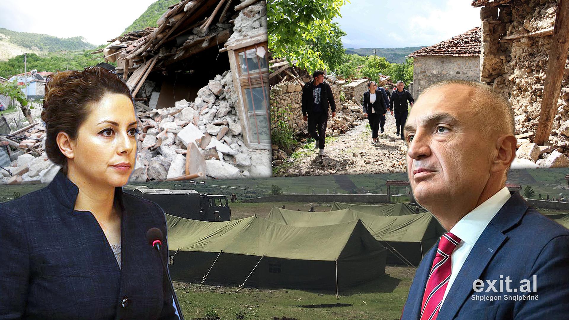 Xhaçka krenohet me dështimin e qeverisë për të përballuar pasojat e tërmetit në Korçë
