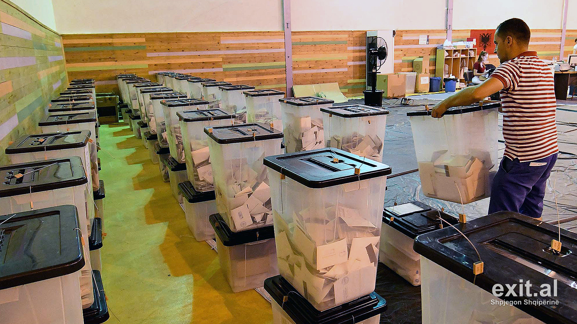 Numërimi i votave: PS fiton të gjitha bashkitë ku nuk kishte kandidatë