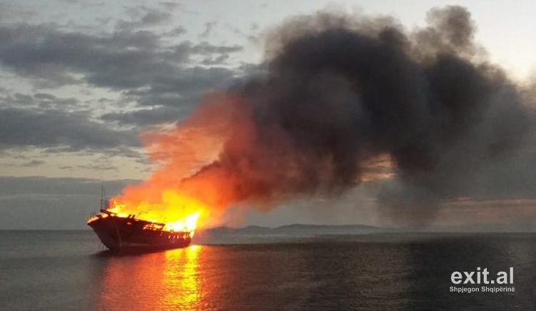 Shkrumbimi i anijes në Karaburun nxjerr në pah pasiguritë e turizmit detar