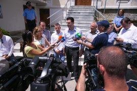 Basha, do të mbështes çdo akt qytetar dhe politik në mbrojtje të ligjit
