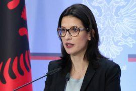 Ministrja Gjonaj: Kushtetuesja dhe Gjykata e Lartë jo funksionale, por reforma në drejtësi nuk ka dështuar