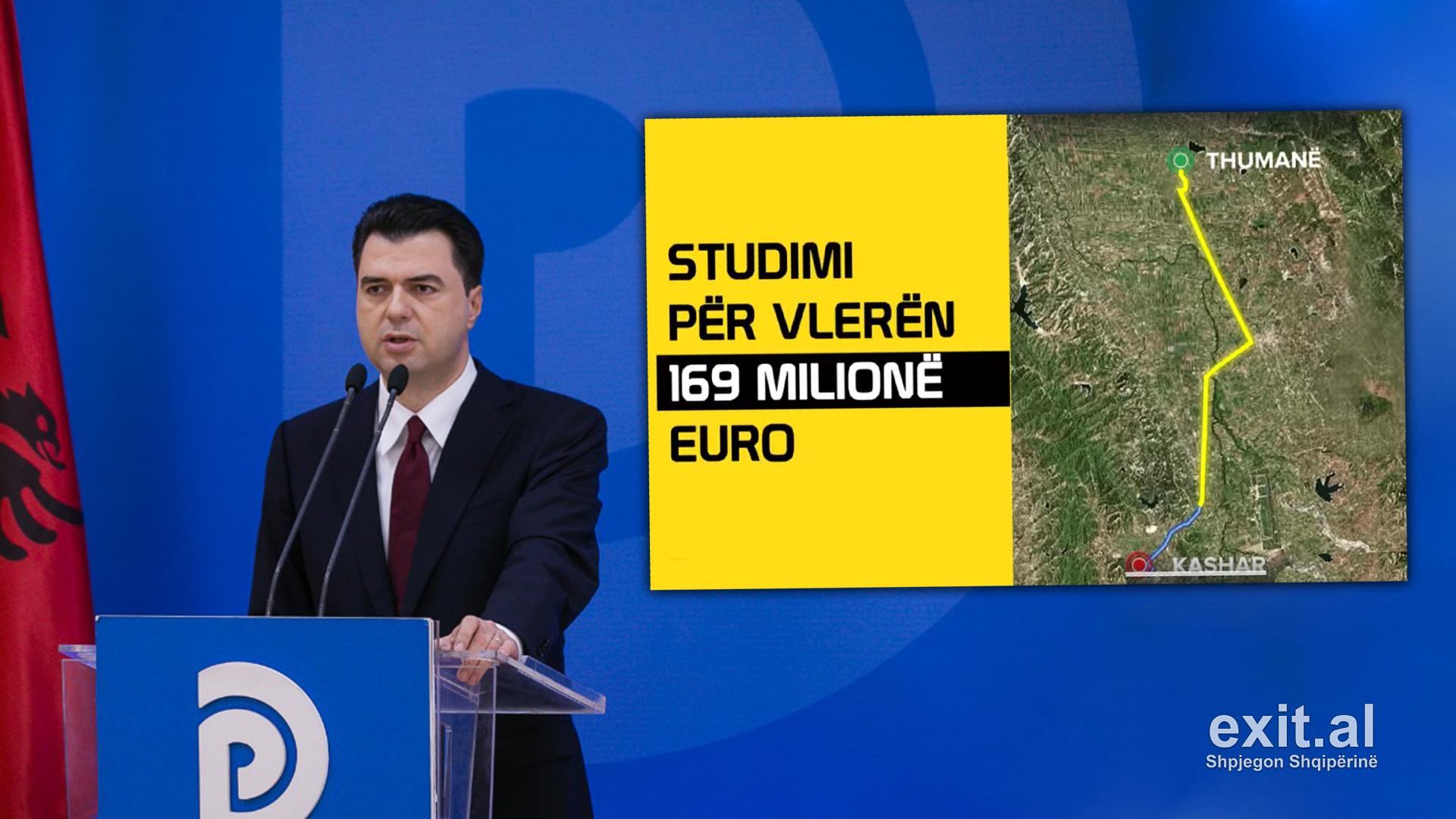 Basha, shqiptarët paguajnë 333 milionë euro për 20 kilometra rrugë