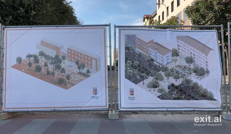 Fusha shpk nis punimet në Bulevardin Zogu I, trafik i kufizuar për 18 muajt e ardhshëm