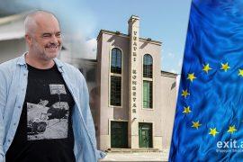 Komisioni Europian mbështet Ramën për ligjin special të teatrit