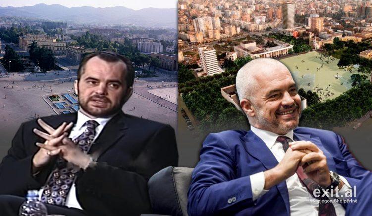 20 vjet me parë: Rama mbështeste Metën për të mos ndërtuar në qendër të Tiranës