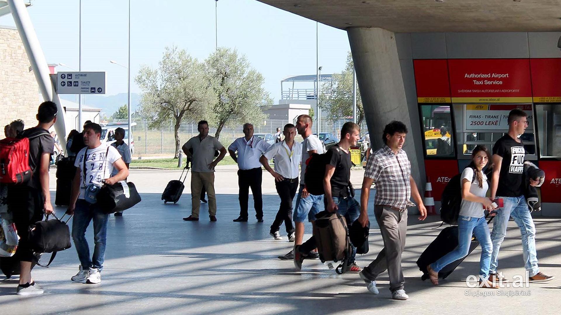 Shqiptarët të parët për numrin e lartë të dëbimeve nga Gjermania