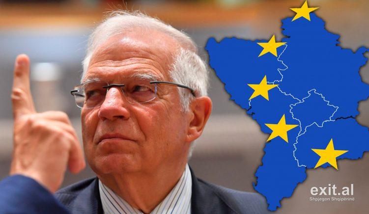 Borrell: Prishtina, vizita e parë zyrtare si Përfaqësues i Lartë i BE-së
