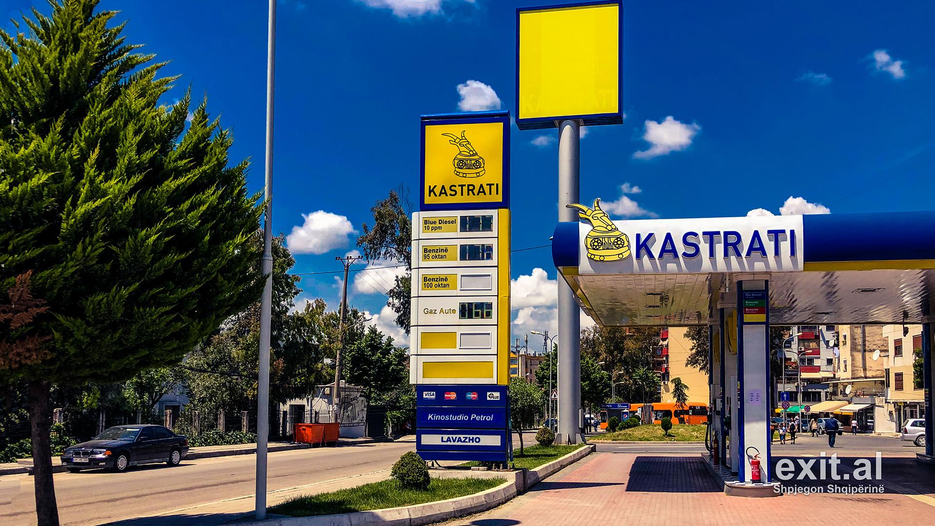 Qeveria tendera 26 milionë euro për karburant, specifikimet teknike duket se favorizojnë Kastratin