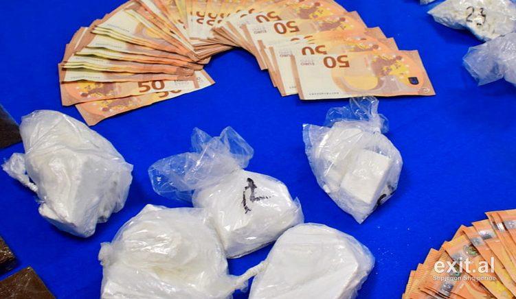 Policia italiane sekuestron 200 kilogramë kokainë, dyshohet se trafikohej nga shqiptarë