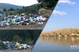 IKMT gjobit Bashkinë Rrogozhinë: Nuk pastroi lumin Shkumbin nga plehrat që hidhte kompania private