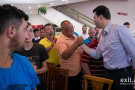 Basha: kriza nuk mbyllet me pazar, nuk ulemi në tavolinë me Ramën