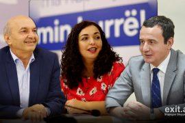 Vështirësohen bisedimet për koalicionin zgjedhor LVV–LDK